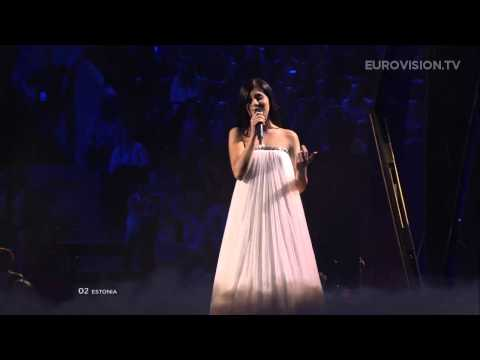 Birgit - Et Uus Saaks Alguse (Estonia) - LIVE - 2013 Semi-Final (1)