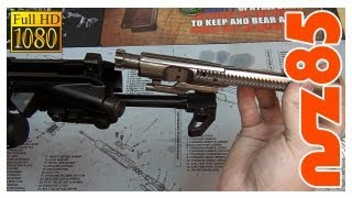 AR-15 - How to Clean & Lube Your AR-15
