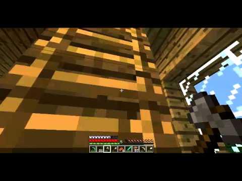 let's play di minecraft parte 6 (piramide e lavori di casa)