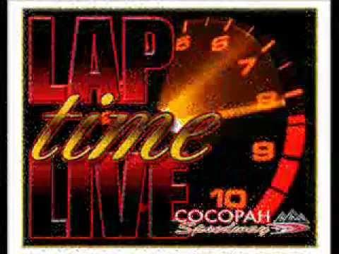 Cocopah Speedway's Laptime Live 3-2-13 - ASCS National Tour