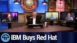 Watch the full interview with IBM and Red Hat CEOs on $33 billion deal