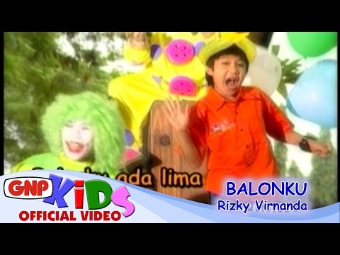 Balonku - Rizky Virnanda (Official Video)