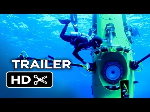 Deepsea Challenge 3D Official Trailer 1 (2014) - James Cameron Documentary HD