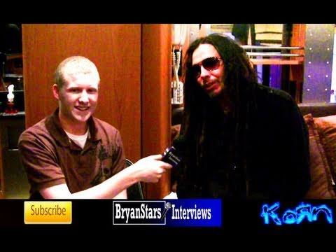 Korn Interview James