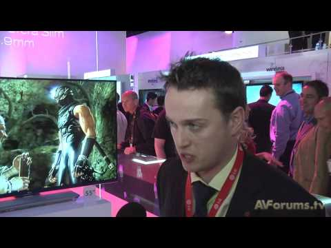 CES 2010 - LG Infinia TV details