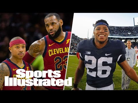 Isaiah Thomas' Return To The Court, Early NFL Draft Discussion | SI NOW | Sports Illustrated