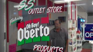 Oberto Factory  Outlet Store