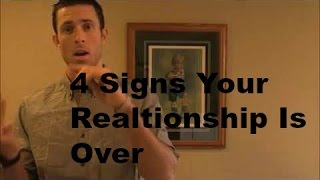 Four Signs Your Relationship Is Over: John Gottman (4 Horsemen)