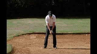 TG Tip of the week: Hitting From A Fairway Bunker