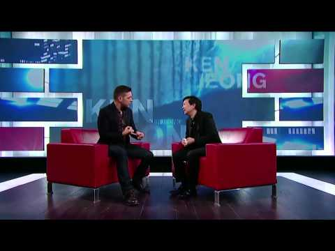 Ken Jeong On George Stroumboulopoulos Tonight: INTERVIEW