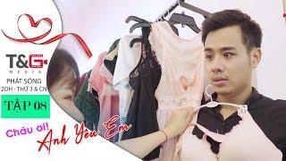 Cháu Ơi Anh Yêu Em: Bước Ngoặt Tình Cảm - Tập 08 | Phim Ngắn Tình Yêu 2019