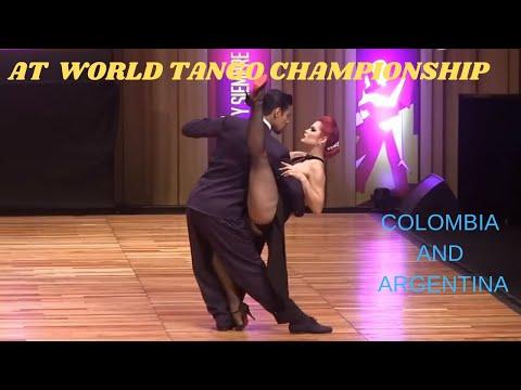Mundial de Tango 2016, Semif Escenario 11 Campeones de Cali, Colombia