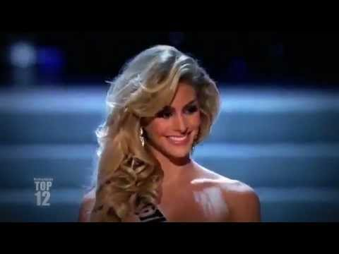 Top 16 Miss Universe 2012 (15Dec)