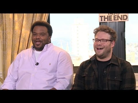 Fanpop Interviews Seth Rogen, Craig Robinson And Evan Goldberg For This Is The End