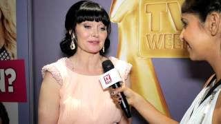 Miss Fisher's Essie Davis at the 2014 Logies