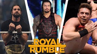 10 Superstars Rumored To Win The Royal Rumble 2019