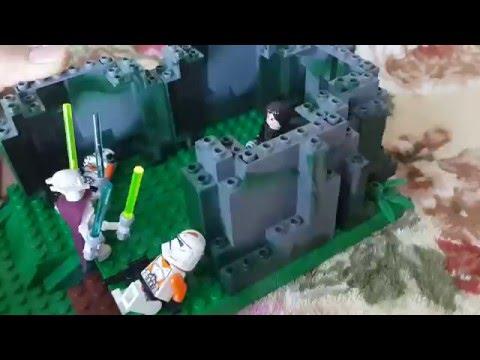 Lego Star Wars - Scene Grievous Vs Anakin Reveiw