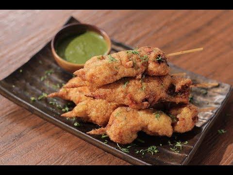 Chicken Nuggets Stick   Sanjeev Kapoor Khazana