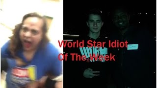 WSHH Idiot of the Week. Lunatic Lady Attacks Husband & Wife ...