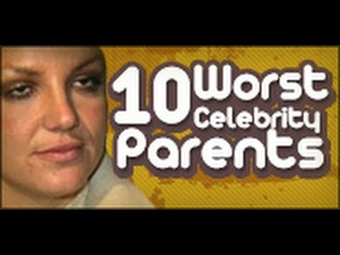 10 Worst Celebrity Parents