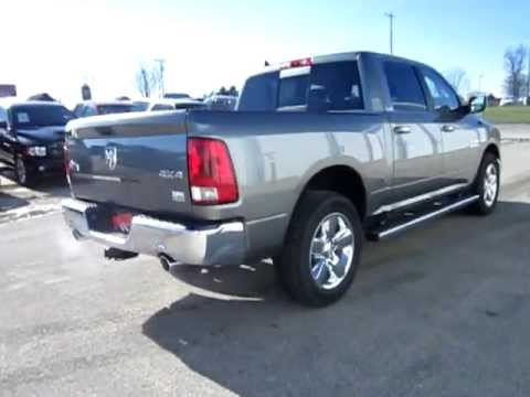 2013 Ram 1500 CREW CAB SLT 4X4 for sale in Manchester, IA  stock# DS533964