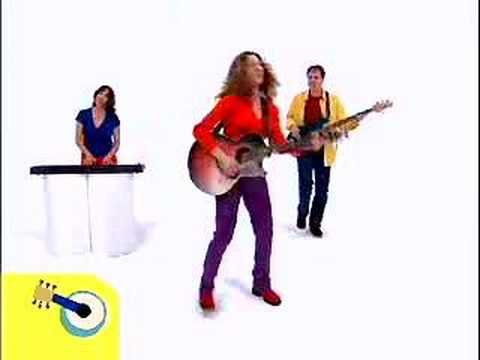 The Laurie Berkner Band - We Are The Dinosaurs