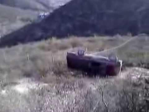 accidente en camargo penamiller diciembre  2013