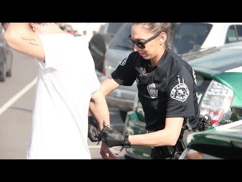 Coke Prank on Cops