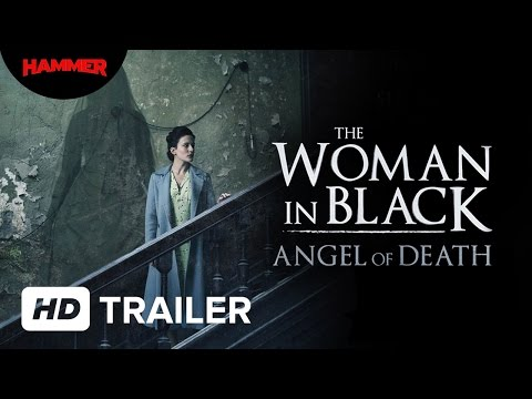 NEW The Woman in Black - Angel of Death (2015) Official Teaser Trailer #2