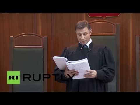 Russia: Moscow court prolongs arrest of Ukrainian pilot accused of killing journalists