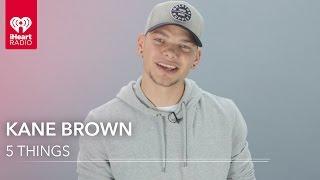 Download Lagu Kane Brown - 5 Things Gratis STAFABAND