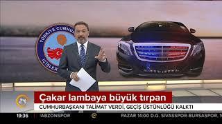 ÇAKAR yasaklandı / 24 TV / 19 Ekim 2017