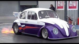 500hp 2600cc VW Beetle - 1/4 Mile 10.49 @ 132mph