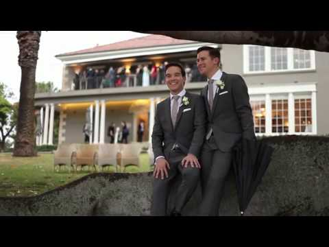 Beautiful Video: Clinton & Callum are a same-sex couple who...