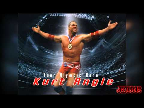 Kurt Angle WWE Theme -''Medal'' (HQ Arena Effects) + DL