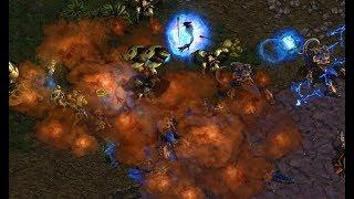 Jaedong (Z) v Shuttle (P) on Map - StarCraft  - Brood War REMASTERED