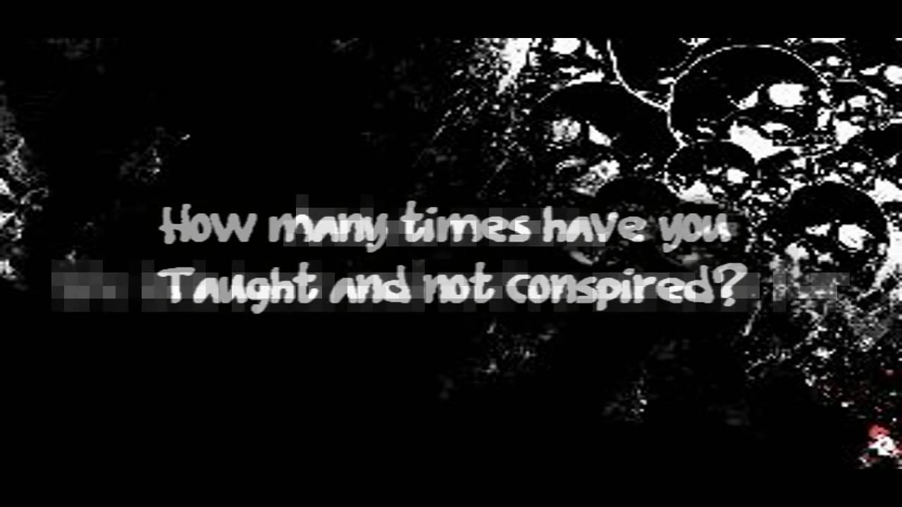 Avenged Sevenfold - The Fight Lyrics - YouTube