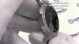 Обзор. Женские наручные часы Jacques Lemans 1-1725C
