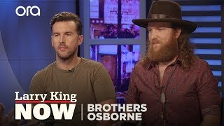 Download Lagu If You Only Knew: Brothers Osborne | Larry King Now | Ora.TV Gratis STAFABAND