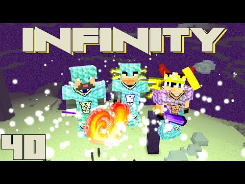 Minecraft Mods FTB Infinity - EPIC DRACONIC FIGHTS [E40] (HermitCraft Modded Server)