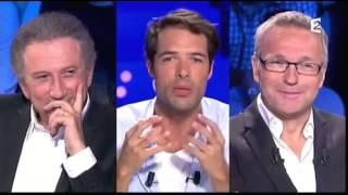 Nicolas Bedos sur Drucker : 3ème chronique On n'est pas couché - 05 octobre 2013 #ONPC
