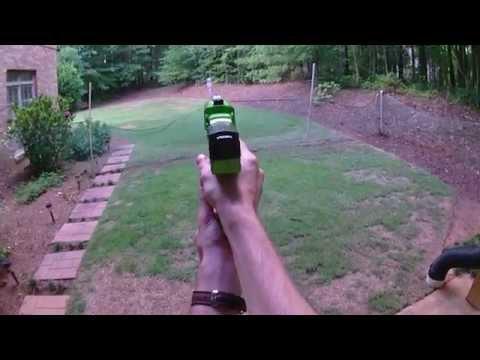 Honest Review: Tek Recon Hammer Head Pistol (Comprehensive unboxing and firing demo)