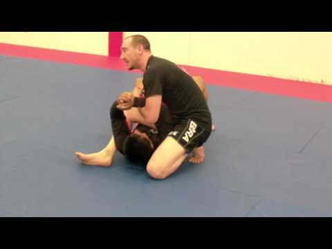No Gi Grappling Video: Submissions from Mount - High Mount to S Mount Arm Bar with Tim Gillette
