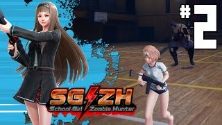 School Girl/Zombie Hunter - Part 2   Where All the Zombies at?