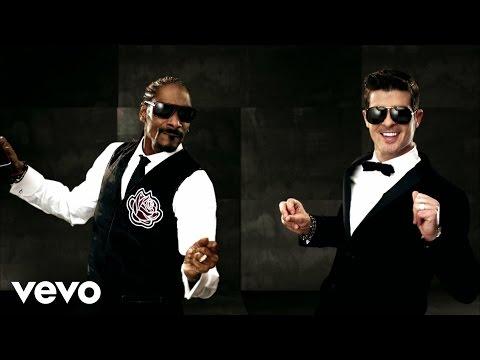 Robin Thicke - It's In The Mornin ft. Snoop Dogg