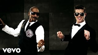 Robin Thicke ft. Snoop Dogg - It's In The Mornin