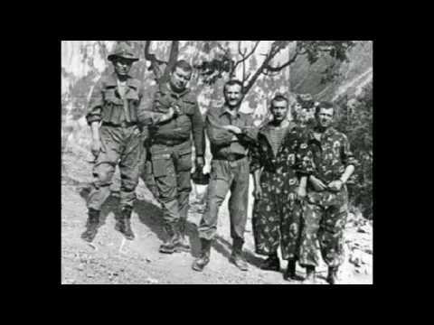 Военные, армейские песни - Я 166