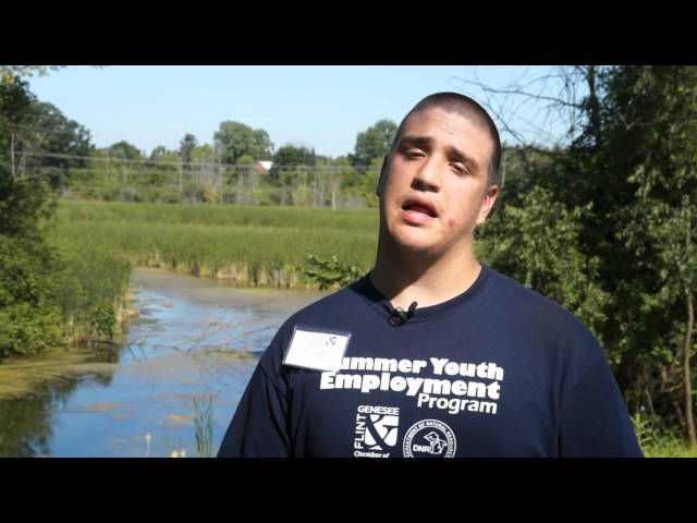 Flint & Genesee Chamber of Commerce Summer Youth Employment Program