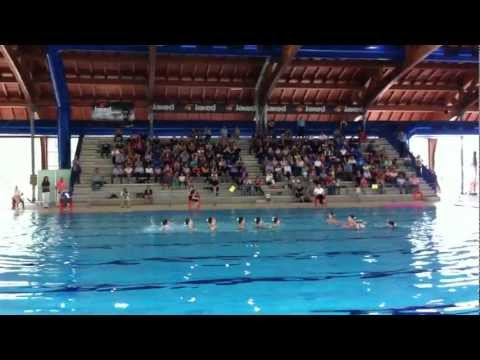 Squadra ragazze Centro Fin Milano Sport Cantù – Cremona 28 maggio 2012