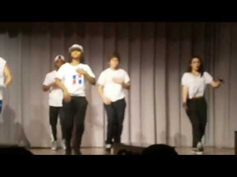 Shakty Castro's Hip Hop debut at NEWCOMERS HIGH SCHOOL